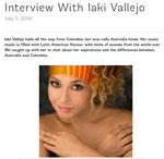 Ditto Blog - Interview With Iaki Vallejo